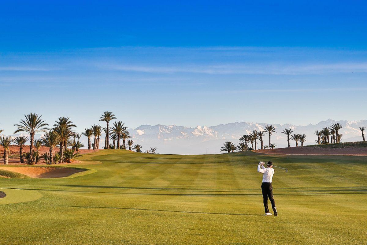 golf marrakech