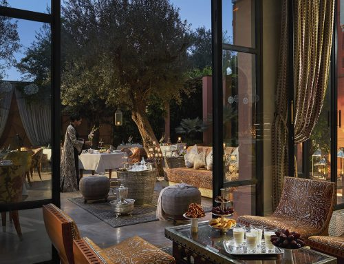 Ramadan at the Royal Mansour Marrakech