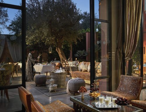 Le Ramadan au Royal Mansour Marrakech