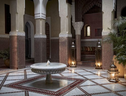 Riads, traditional accommodation for your stay in Marrakesh
