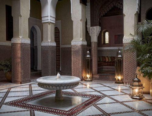 Les riads, des hébergements traditionnels à découvrir lors de votre séjour à Marrakech