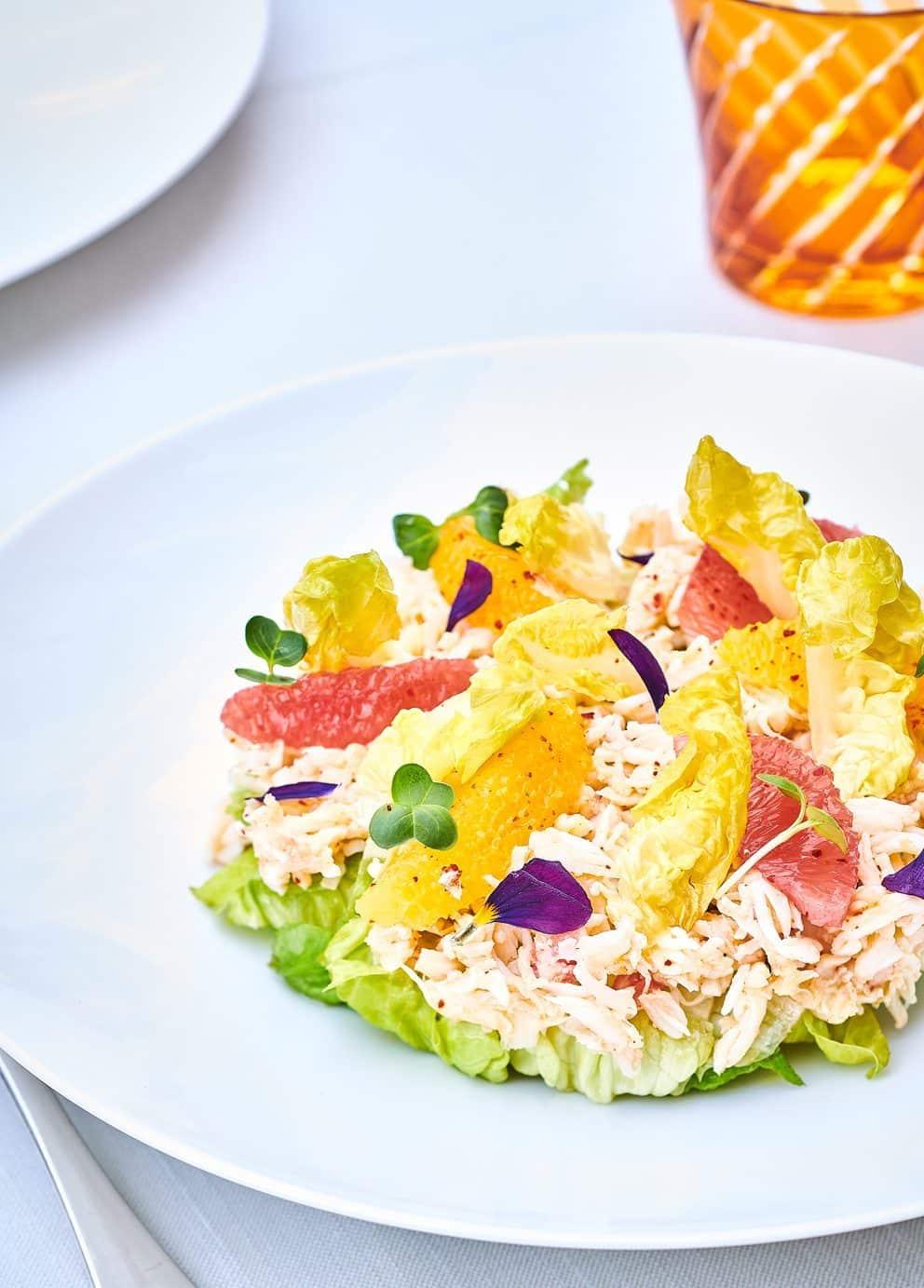 king-crab-salad