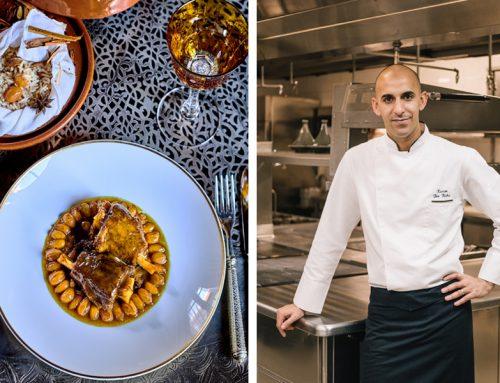 M'rouzia of lamb with saffron almonds: the recipe of Chef Karim Ben Baba