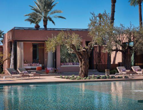 Summer experiences at Le Jardin Royal Mansour Marrakech