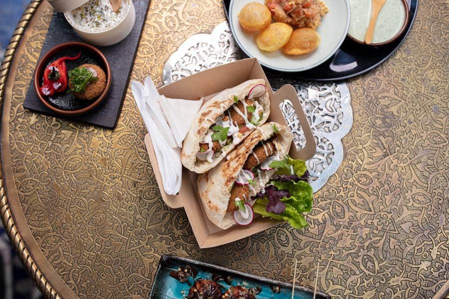 sandwish-falafel